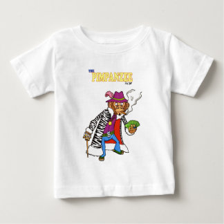 Pimpanzee large baby T-Shirt