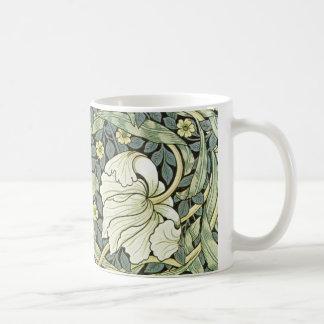 Pimpernel by William Morris Basic White Mug