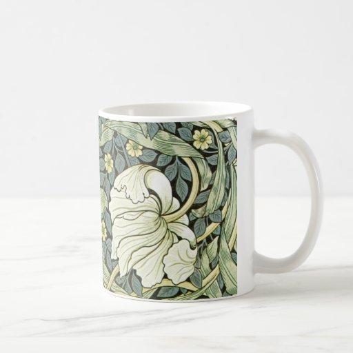 Pimpernel by William Morris Coffee Mugs
