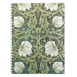 Pimpernel by William Morris Notebook
