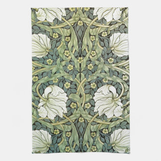 Pimpernel by William Morris Tea Towel