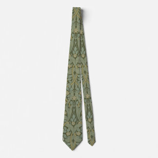 Pimpernel by William Morris Vintage Floral Textile Tie