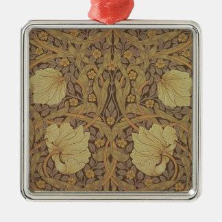 'Pimpernel' wallpaper design, 1876 Christmas Ornament