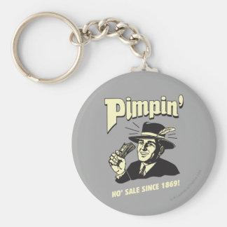 Pimpin': Ho Sale Key Ring