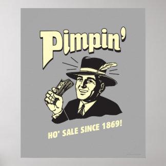 Pimpin': Ho Sale Poster