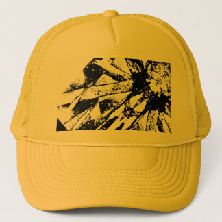 Pin Beat Trucker Hat