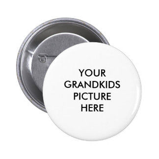 PIN BUTTON with GRANDKIDS PICTURE ON IT