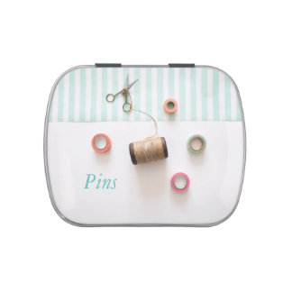 Pin Craft Design Candy Tins