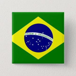 Pin Flag of Brazil