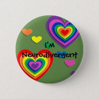 "Pin ""in ' m Neurodivergent """