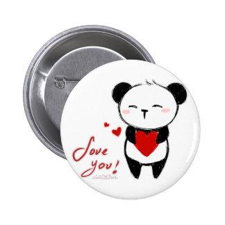 "Pin ""Love you panda"