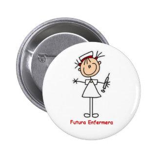Pin of future nurse