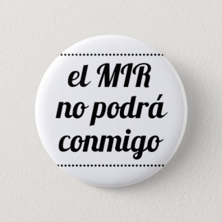 Pin of the MIR will not be able with me