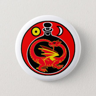 Pin-On Badge - Alchemy