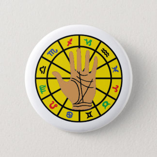 Pin-On Badge - Divination