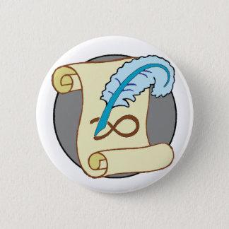 Pin-On Badge - Lore