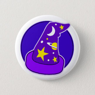 Pin-On Badge - Wizardry