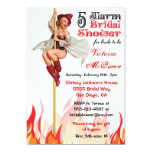 Pin up Bridal Shower Party Invitation