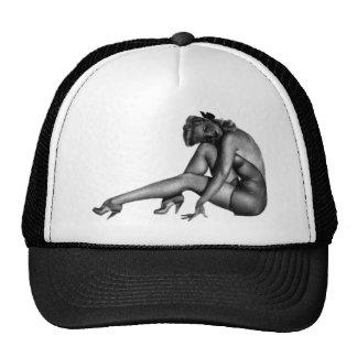 Pin Up Design! Mesh Hats
