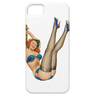 PIN Up Girl iPhone 5 Case