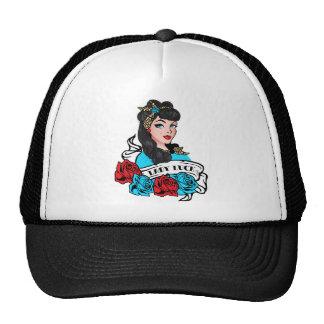 Pin-up Girl, Rock-A-Billy Cap