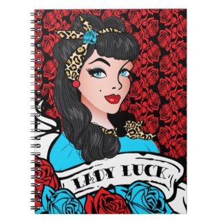 Pin-up Girl, Rock-A-Billy Notebook