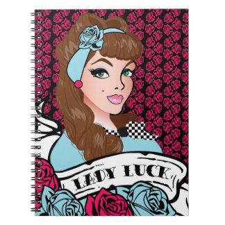 Pin-up Girl, Rock-A-Billy Notebooks