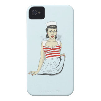 pin up II Case-Mate iPhone 4 Case