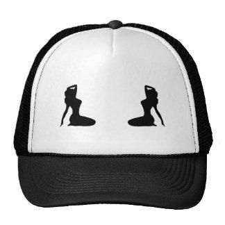Pin Ups Mesh Hat