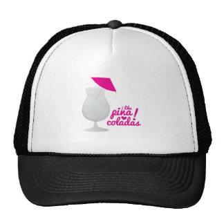 Pina Coladas Hat