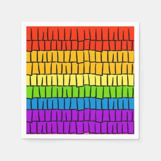 Pinata Fringe Paper Napkins