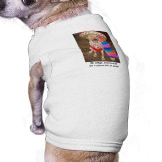 Pinata Full of Jerky Sleeveless Dog Shirt