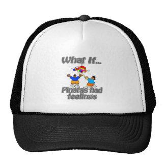 pinatas mesh hats