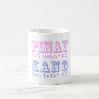 Pinay-Kano Mug