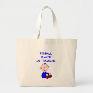 PINBALL baby Canvas Bag