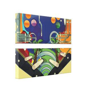 Pinball Canvas Print