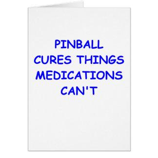 pinball card