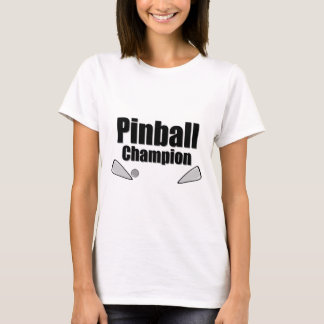 Pinball Champion T-Shirt