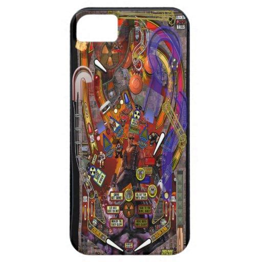 Pinball Machine iPhone 5 Cases