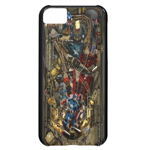 Pinball Machine iPhone 5C Covers