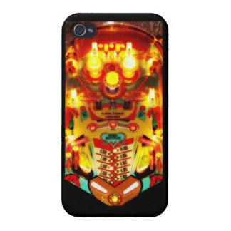 Pinball Machine Cases For iPhone 4