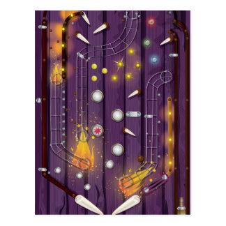 Pinball Machine Post Cards
