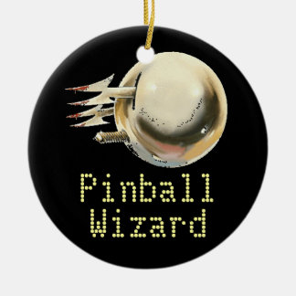 Pinball Wizard Christmas Ornament
