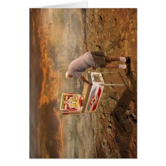 Pinball Wizard Greeting Card