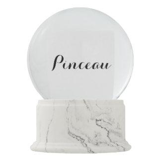 Pinceau Snow Globe