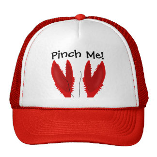 PInch Me Crawfish Boil Party Hat