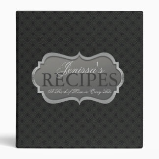 Pinch of Love Recipe Binder