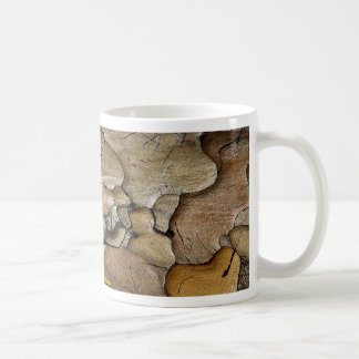 Pine bark from the Forest Mugs