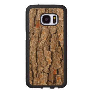 Pine Bark Texture Wood Samsung Galaxy S7 Case