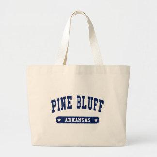 Pine Bluff Arkansas College Style tee shirts Canvas Bag